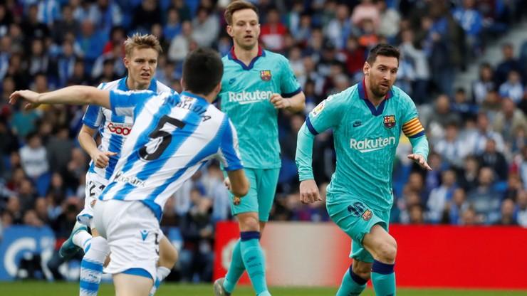 Remis Barcelony, szansa przed Realem Madryt