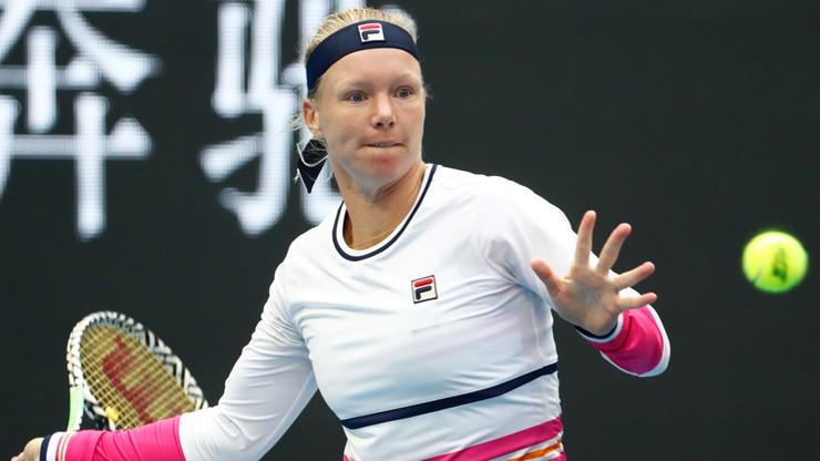 WTA w Linzu: 15-latka pokonała najwyżej rozstawioną Bertens