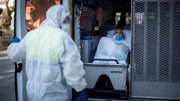 Hiszpania: ponad 700 ofiar koronawirusa w ciągu doby. Więcej zgonów niż w Chinach