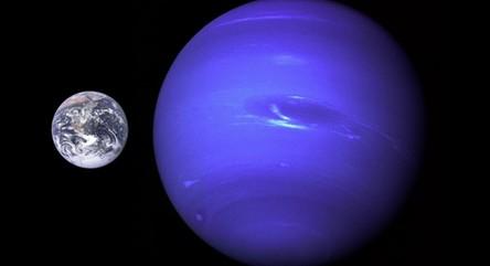 Oto najnowszy i najostrzejszy w historii obraz Neptuna wykonany z powierzchni Ziemi