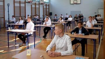Ósmoklasiści z Gielniowa nie przystąpili do egzaminu. U nauczycielki wykryto zakażenie