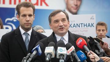 Kanthak wygrał z Muchą proces w trybie wyborczym. Wspierał go Ziobro