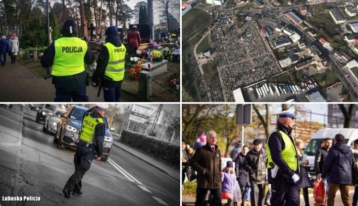 """Akcja """"Znicz"""": 10 zabitych i prawie 200 rannych"""