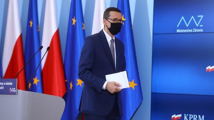 Dworczyk: premier będzie miał powtórzony test na obecność koronawirusa