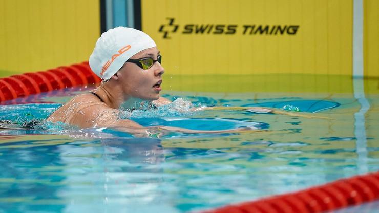 ME w pływaniu: Kobieca sztafeta w finale 4x50 m stylem zmiennym