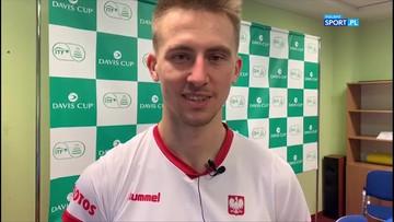 Zieliński: Gra dla reprezentacji Polski to wielki zaszczyt