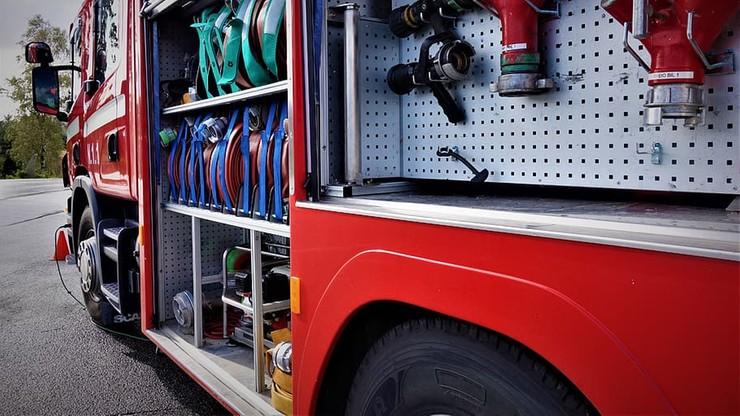 Straż Pożarna kupiła sprzęt za 3 mln zł. Prezes firmy oskarżony o korupcję