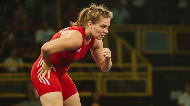 MMŚ w zapasach: Brązowy medal Natalii Strzałki w Budapeszcie