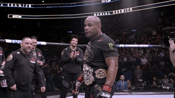 """Były podwójny mistrz o organizacji gali UFC 249. """"To będzie bezpieczne"""""""