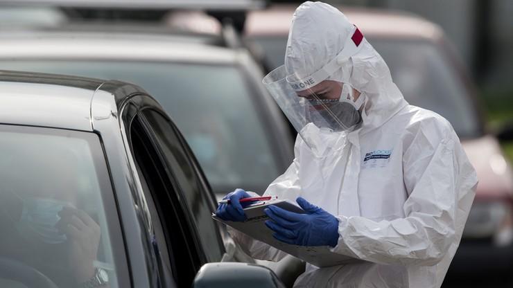 Nowe przypadki koronawirusa. Dane ministerstwa, wtorek 13 października