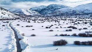 24.01.2020 11:00 Gdzie jest prawdziwa zima? W Polsce jej nie ma, ale jest na greckiej Krecie. To zdjęcie może szokować