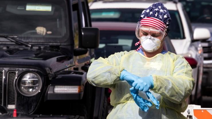 Rośnie liczba ofiar śmiertelnych koronawirusa w Stanach Zjednoczonych