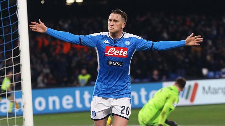 Serie A: Napoli niespodziewanie wygrało z Juventusem! Gol Zielińskiego