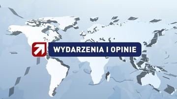 """Okrągły stół ws. sądownictwa. Cenckiewicz i Jurasz w """"Wydarzeniach i Opiniach"""" od 19:25"""