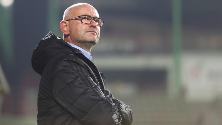 Trener Miedzi Legnica: Nasza gra się nie układała, ale pomogli nam kibice
