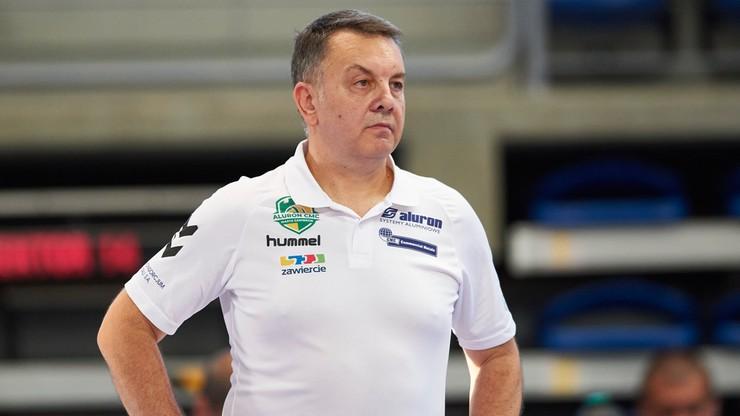 Aluron CMC Warta Zawiercie z Pucharem Prezydenta Lublina