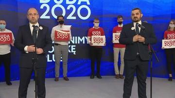 Sztab Dudy chce pomóc Trzaskowskiemu w zbieraniu podpisów