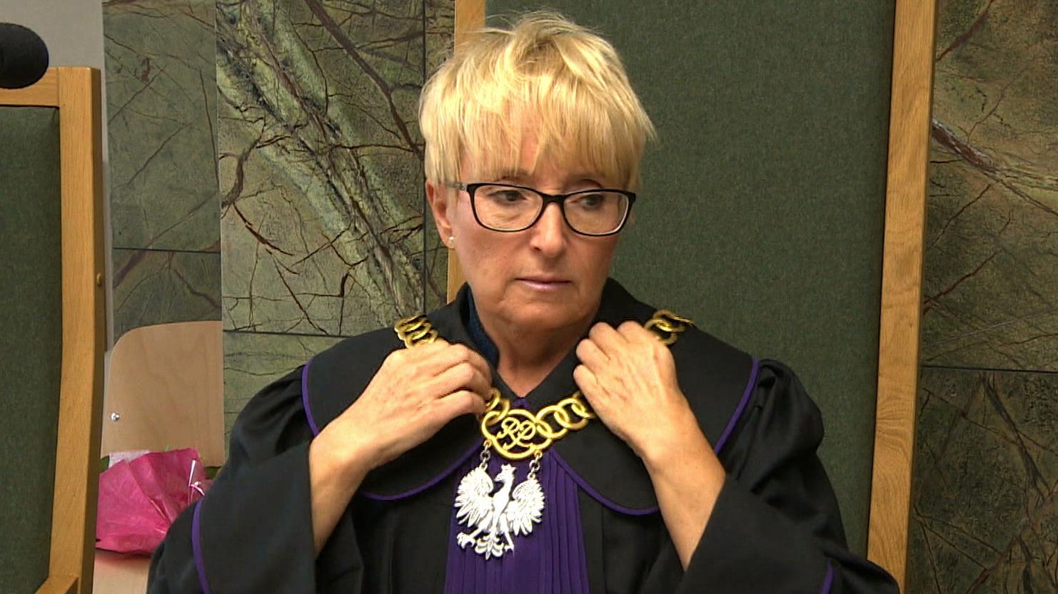 08.06.2021 | Izba Dyscyplinarna SN podjęła decyzję. Beata Morawiec może wrócić do orzekania