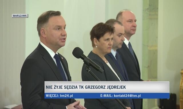 Prezydent Andrzej Duda powołał nową PKW